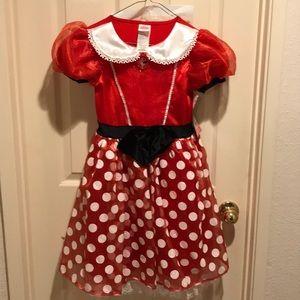 Disney Mini Dress Costume